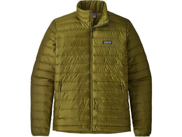 Patagonia Veste en duvet Homme, willow herb green